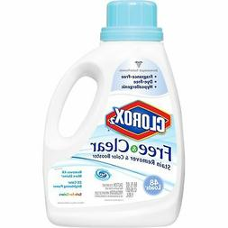 Clorox 2 Stain Stain Remover and Color Booster, Free & Clear