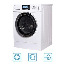 """24"""" Washer/Dryer Combo Compact Laundry with 2.0 Cubic. ft. C"""