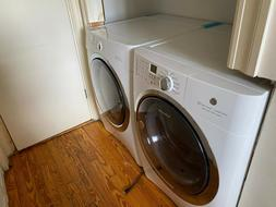 Electrolux 27 inch front load washer and drier with 4.4 cu f