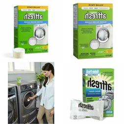 6 Tablets 8.4 Ounce Washer Machine Cleaner Use with Front Lo