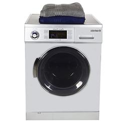 All in one Front Load 1.6 Cu.ft. New Compact Combo Washer Dr