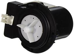 Compatible Drain Pump Motor Assembly for Samsung WF218ANW/XA