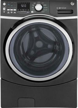 GE Diamond Grey 4.5 Cu. Ft. Front Load Steam Washer - GFW450