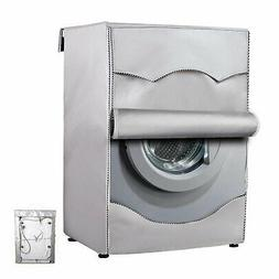 Durable Washing Machine Cover Waterproof Dustproof For Front
