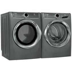 Electrolux EFLS617STT & EFME617STT Front Load Washer and Dry