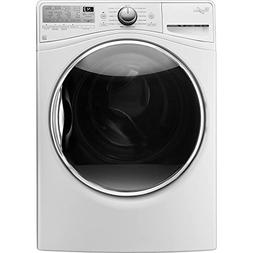 """Whirlpool 27"""" 4.5 Cu Ft Front Load Washer w/ Load & Go 12-Cy"""