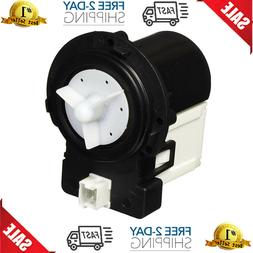Front Load Washer Drain Pump For Samsung WF220ANW WF330ANB W