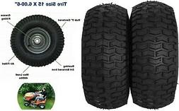 """MARASTAR 15x6.00-6"""" Front Tire Assembly Replacement for Craf"""