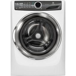 Electrolux Island White Front Load Steam Washer