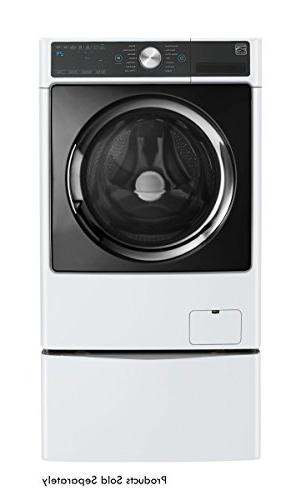 Kenmore Elite 4.5 cu. ft. Smart Washer with Accela Wash in White- Works hookup