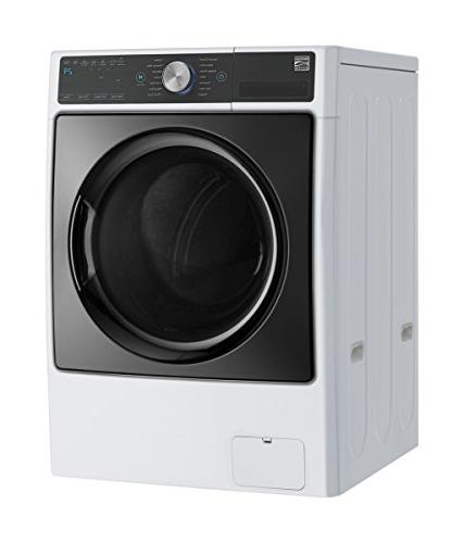 Kenmore 41782 cu. ft. Front-Load Washer in White- Works with Alexa, delivery and hookup