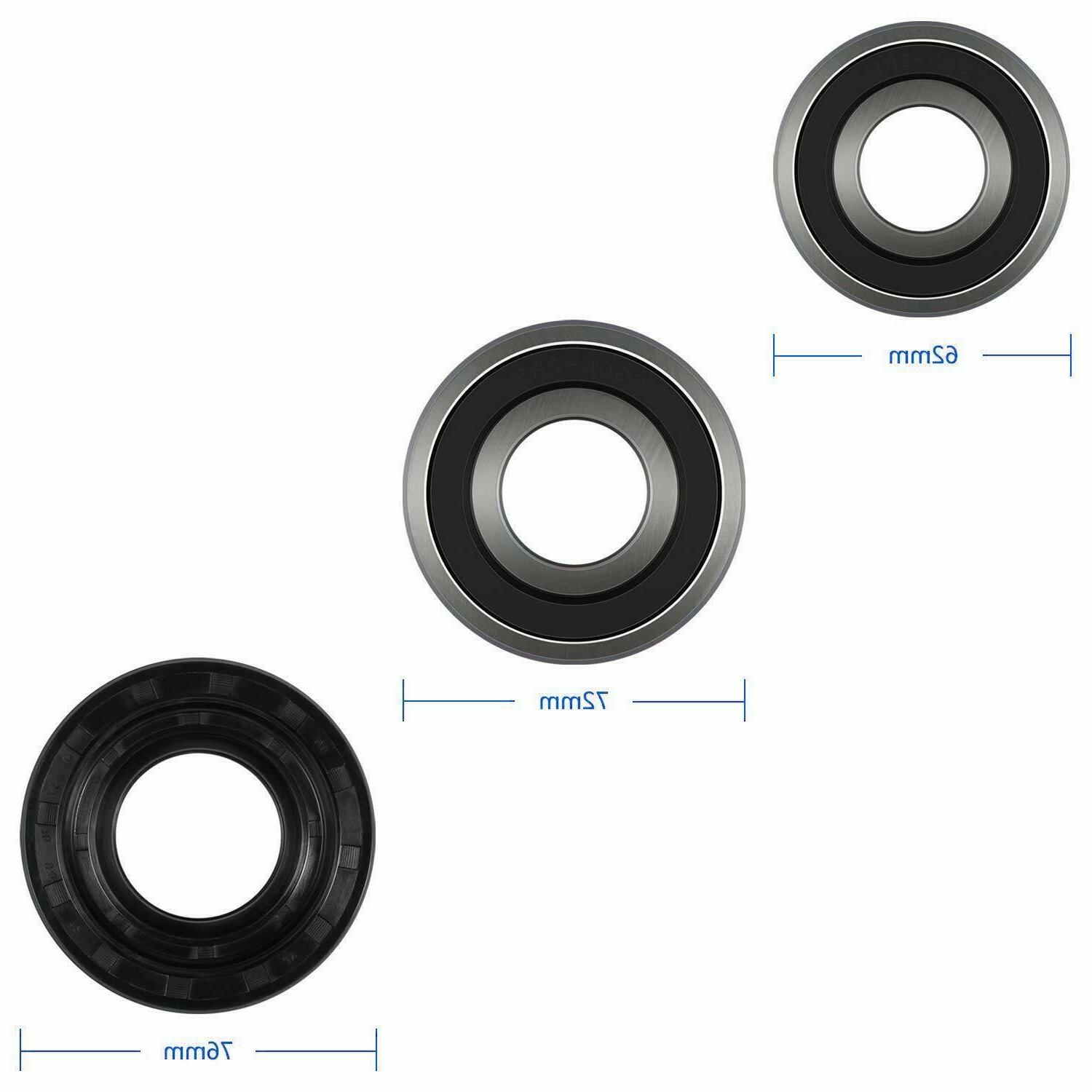 Front Load Bearings Seal LG and Kenmore Etc Replacement