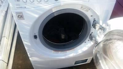 LG Front Washer combo 3.6 cu WM3987HW