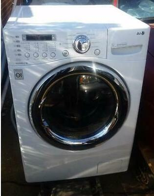 lg electric front lod wsher ventless dryer