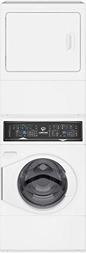 Speed Queen SF7000WE 27 Inch Electric Laundry Center with 3.