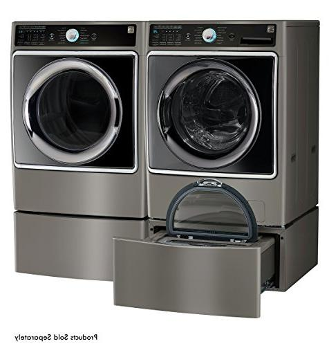Kenmore cu. ft. Load Washer Accela Technology - Compatible includes and hookup