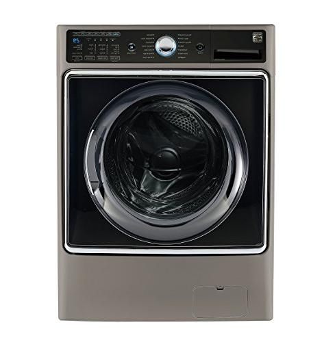 smart front load washer
