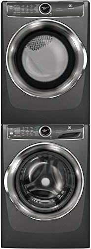Electrolux Titanium Front Load Laundry Pair with EFLS627UTT
