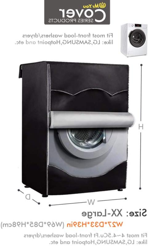 Washing For Most 4-4.5 Cu.Ft Front-Loading Machine