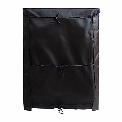 Washing Machine Cover/Dryer Cover,Fit for 4-4.5 Cu.Ft Front-loading Machine
