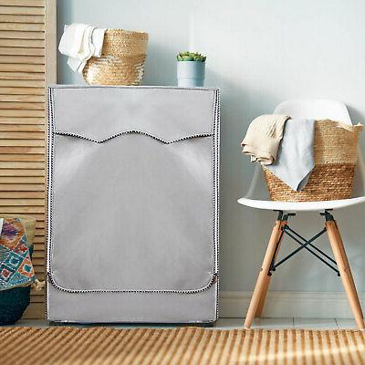 Silver Washing Cover Waterproof Cover Front Load