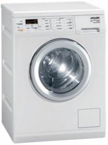 Miele 24 Inch White Front Load Washer W3048