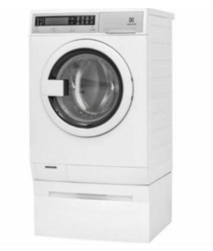 Electrolux White Steam Washer