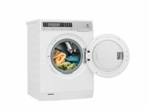 Electrolux White Front Steam Washer