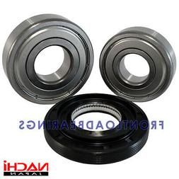 LG & KENMORE NEW HIGH QUALITY FRONT LOAD WASHER BEARINGS & S