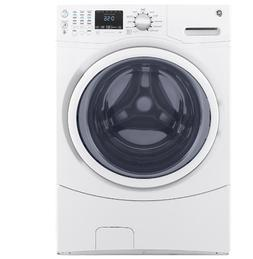 "NEW GE 27"" ENERGY STAR White Front Load Washer 4.5-cu ft. St"