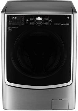 LG 4.5 CU. FT. SMART WI-FI ENABLED  FRONT LOAD WASHER