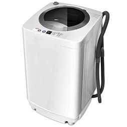 Giantex Portable Compact Full-Automatic Laundry 8 lbs Load C