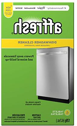 Affresh W10549851 Dishwasher Cleaner with 6 Tablets in Carto
