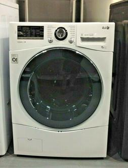 Washer 24 Inch Front Load 2.2 cu. ft. Capacity 1400 RPM LG W