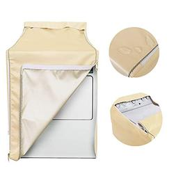 Washing machine cover,Washer/Dryer Cover Made of gold Coated