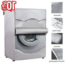 Washing Machine Cover Waterproof Washer Cover Fit For Front