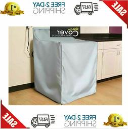 Washer/Dryer Cover,Fit for Outdoor Top Load and Front Load M