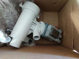 GE  Drain Pump Front Load Washer