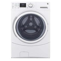 GE White 4.5 Cu. Ft. Front Load Washer