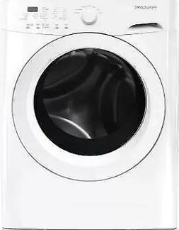 Frigidaire White 3.9 Cu. Ft. Front Loading Washer